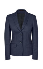 Greiff Modern 37 5 Damen Regular Fit Blazer - pinpoint marine