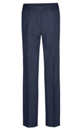 Greiff Modern 37 5 Damen Regular Fit Hose - pinpoint marine