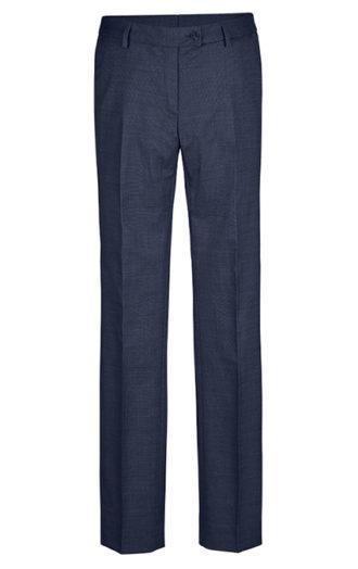 Greiff Modern 37 5 Damen Regular Fit Hose - pinpoint marine