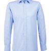 Greiff Modern 37 5 Herren Regular Fit Hemd - bleu