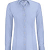 Greiff Premium Bluse Regular Fit - bleu