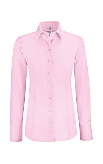 Greiff Premium Bluse Regular Fit - rose