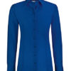 Greiff Premium Bluse Regular Fit - royalblau