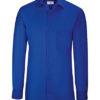 Greiff Premium Hemd Regular Fit - royalblau