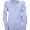 Greiff Premium Hemd Slim Fit - bleu