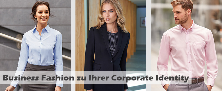 Businessbekleidung Corporate Fashion