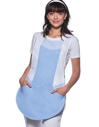 Überwurfkasack Laila Karlowsky - light blue