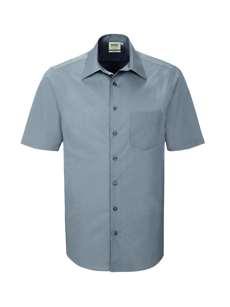 Hakro Shortsleeve Hemd Performance - titan
