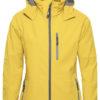 Tulsa Ladies Softshell Jacket Grizzly - gelb