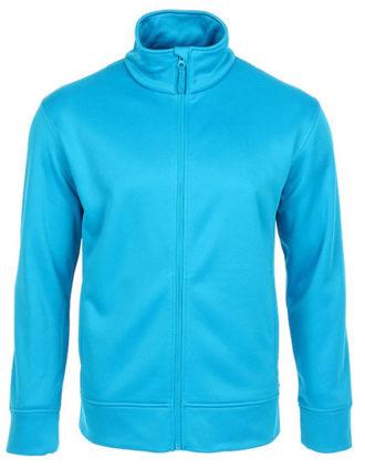 Active Bonded Fleece Jacket Stedman - arctic blue