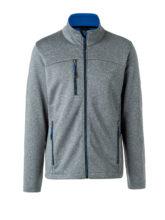 James & Nicholson Mens Melange Softshell Jacket