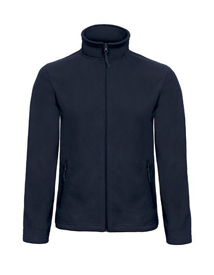Microfleece Duo Jacket B&C - navy