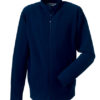 Microfleece Full Zip Russell - french navy