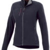 Pitch Damen Mikro Fleece Jacke Slazenger - navy