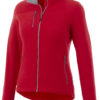 Pitch Damen Mikro Fleece Jacke Slazenger - rot