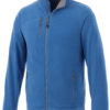 Pitch Mikro Fleece Jacke Slazenger - himmelblau