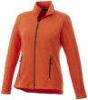 Rixford Damen Fleecejacke Elevate - orange