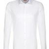 Seidensticker Hemd Mens Shirt Slim Fit Longsleeve - white