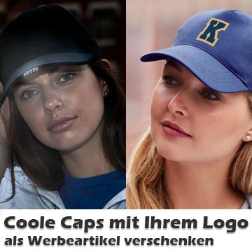 Caps bedrucken