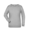 Basic Sweat James & Nicholson jn793 - ash