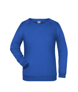 Basic Sweat James & Nicholson jn793 - royal