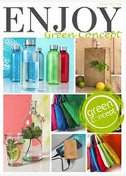Green Concept Werbeartikel Katalog