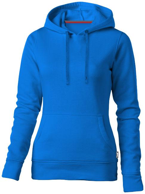 Alley Damen Kapuzensweater Slazenger - himmelblau
