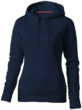 Alley Damen Kapuzensweater Slazenger - navy