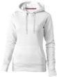 Alley Damen Kapuzensweater Slazenger - weiß