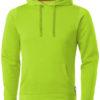 Alley Herren Kapuzensweater Slazenger - apfelgrün