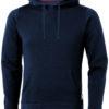 Alley Herren Kapuzensweater Slazenger - navy