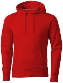 Alley Herren Kapuzensweater Slazenger - rot