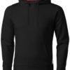 Alley Herren Kapuzensweater Slazenger - schwarz