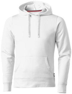 Alley Herren Kapuzensweater Slazenger - weiß