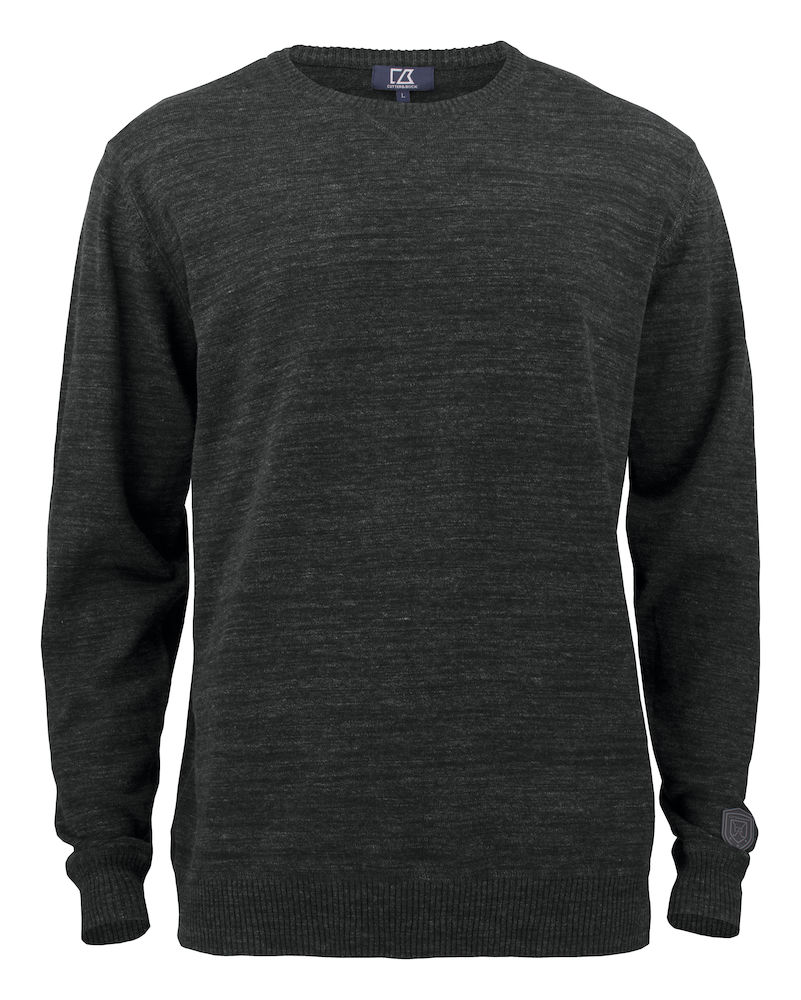 Eatonville Sweater Cutter & Buck - black