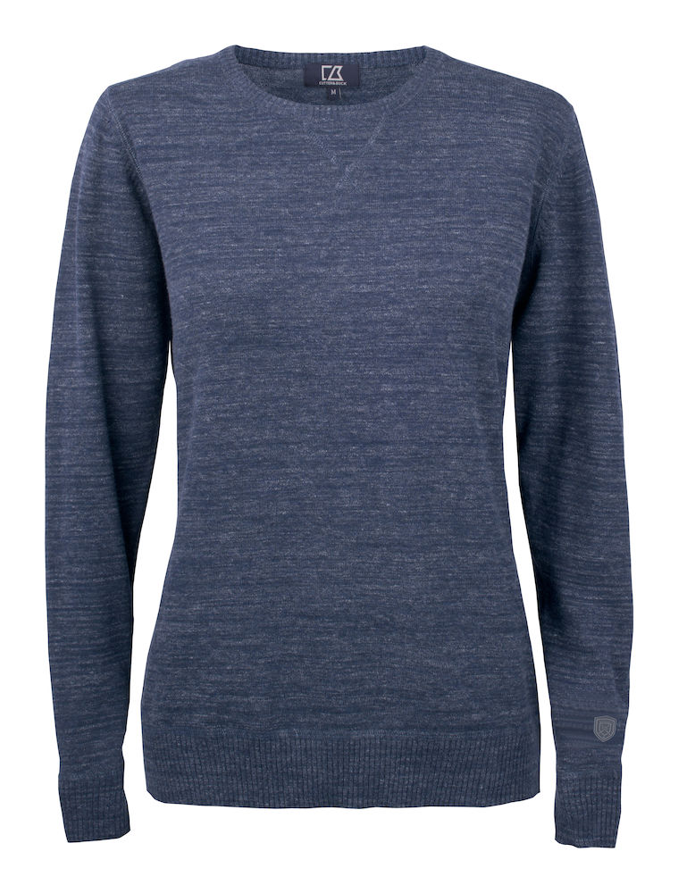 Eatonville Sweater Ladies Cutter & Buck - navy