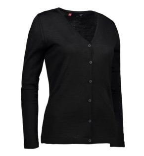 Identity Business Damen Cardigan - schwarz