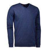 Identity Business Pullover - königsblau meliert