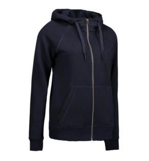 Identity Core Full Zip Damen Hoodie - navy