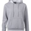 Ladies' Club Hoody James & Nicholson - grey heather white
