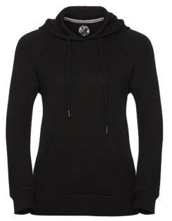 Ladies' HD Hooded Sweat Russell - black