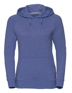 Ladies' HD Hooded Sweat Russell - blue