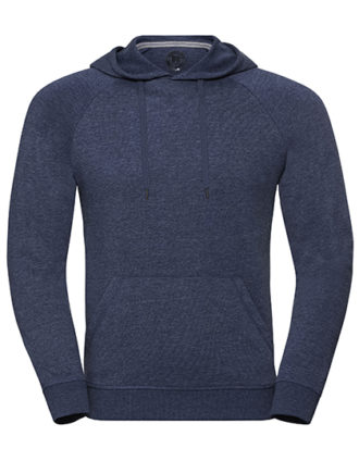 Men's HD Hooded Sweat Russell - navy