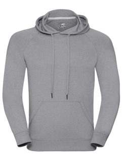 Men's HD Hooded Sweat Russell - silver