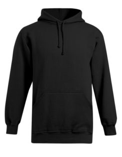 Men's Hoody Heavy Promodoro - black