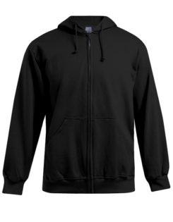 Men's Hoody Jacket Promodoro - black