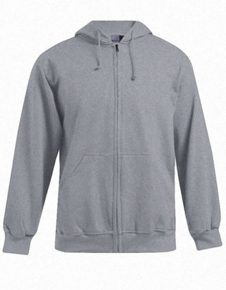 Men's Hoody Jacket Promodoro - sports grey