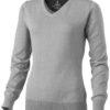 Spruce Damen Pullover Elevate - grau meliert