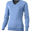 Spruce Damen Pullover Elevate - hellblau