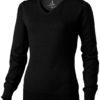 Spruce Damen Pullover Elevate - schwarz